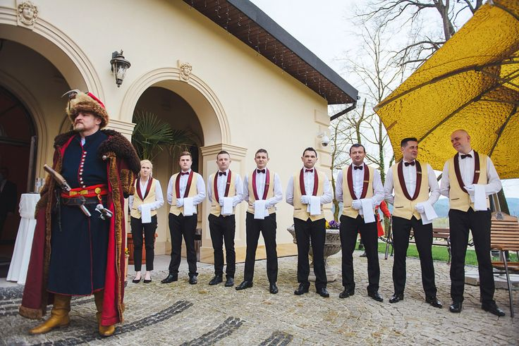 Fotografia Ślubna Kraków - Małopolska: Kilka kadrów z wesela w Dubiecku