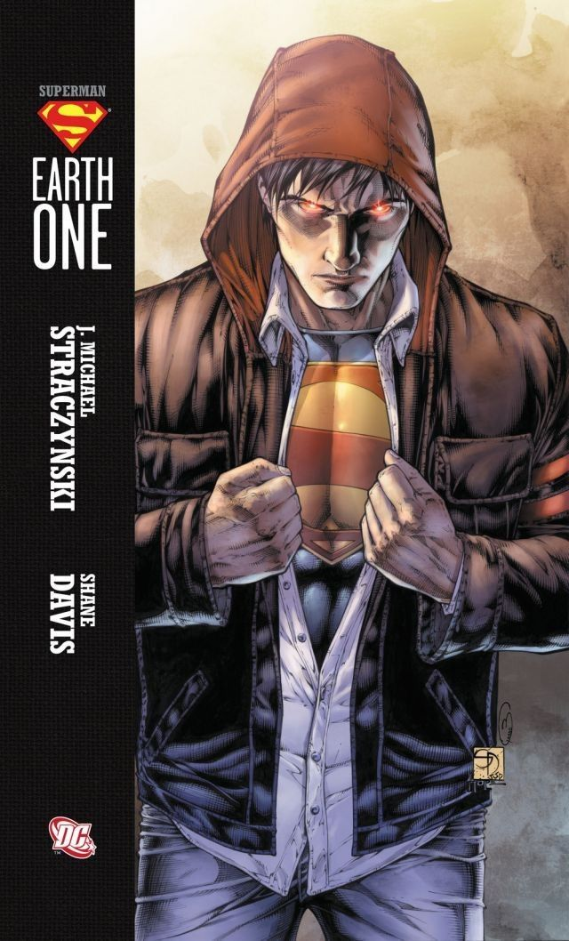 DC Entertainment Launches Earth One Sale, With Up to 65% Off on Superman: Earth One Vol. 1, Batman: Earth One Vol. 2 and More | DC Comics News