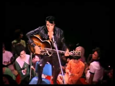 this takes the cake for the sexiest of the sexiest sexies and all sexiness for all time... yum yum yum  Elvis Presley - One Night (68 Comeback  Special).avi - HD