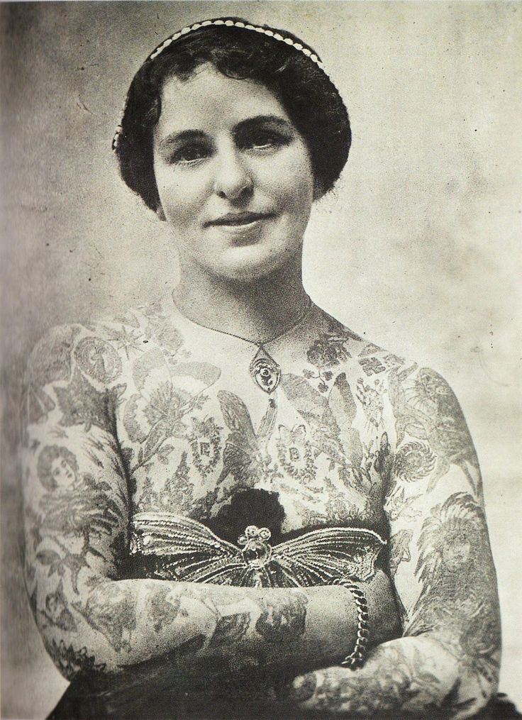 Māori Tattoos History Practice And Meanings: Vaudeville And Circus Tattoos [1900 - 1935]