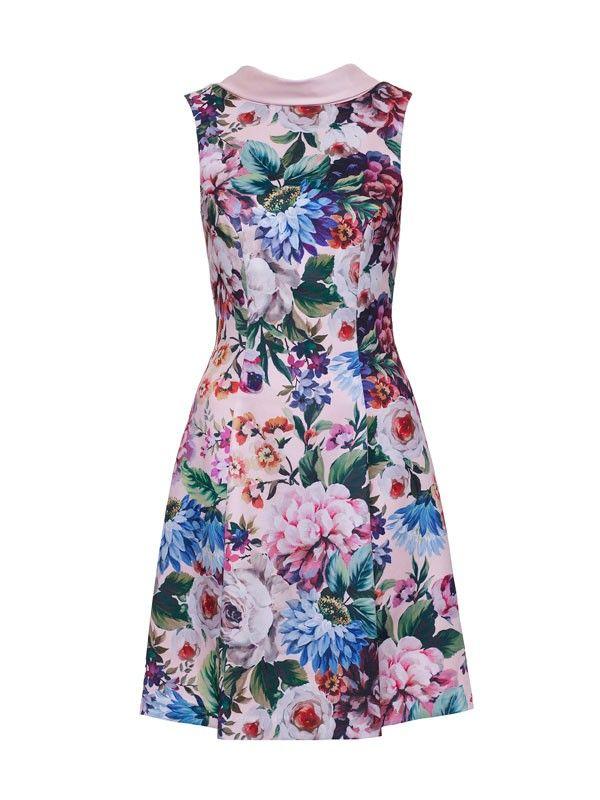 Review Australia | Belle Fleur Dress Multi