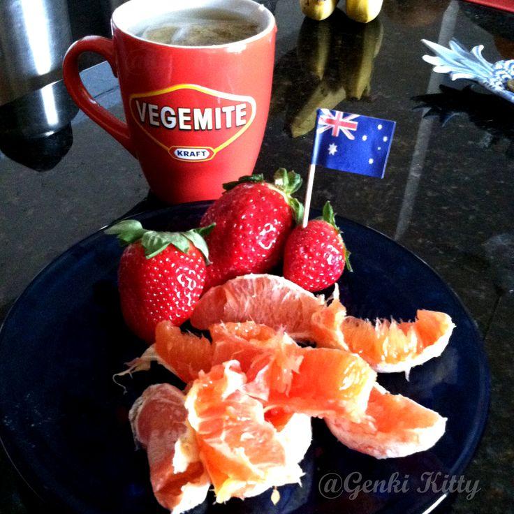 Australia Snack