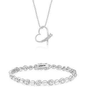 Conjunto Pequeño Corazón - Valentina Salerno - Joyería  #colgante #corazón #joyas #joyería #sanvalentín #diadelosenamorados #conjunto  #valentinasalerno #pulsera #corazones #jewels #jewelry #bracelet #pendant  #heart #hearts #valentinesday #love #inlove #jewelry set