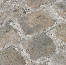 How to faux stone a concrete outside floor concrete for How to clean off spray paint on concrete