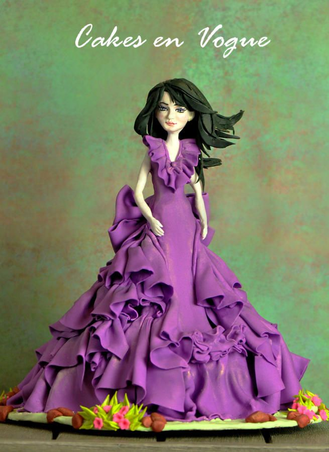 Fashion is Art! by Cakes en Vogue
