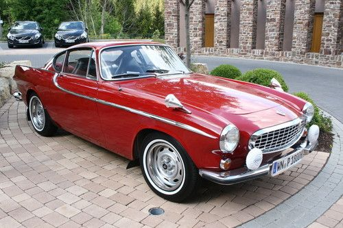 Old Classic Cars >> 1961 Volvo P 1800 S | Classic Cars | Pinterest | Volvo and Cars