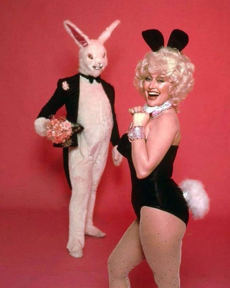 In 1978, Dolly Parton becomes the first Country singer to pose for Playboy.