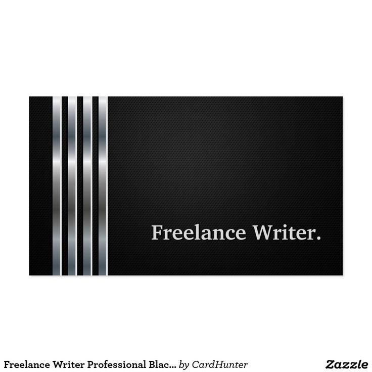 41 best Business Cards: Freelance Writer images on Pinterest ...