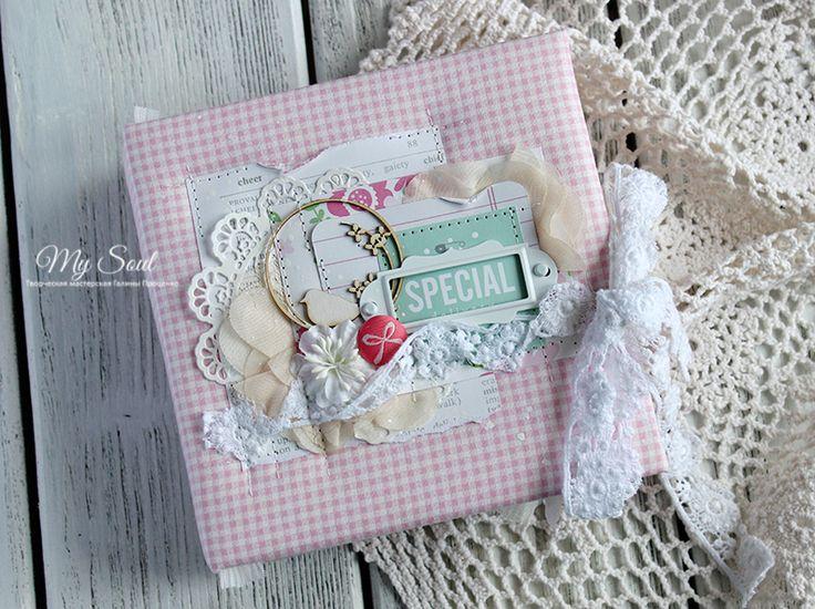 My Soul - творческая мастерская Галины Проценко: Зефирный миник для малышки и объявление:-)