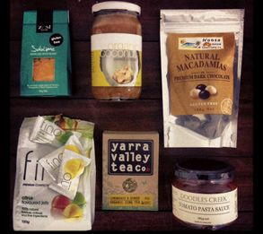 uTaste | Chocolate, snacks, organic foods, decadence. Great foods delivered monthly