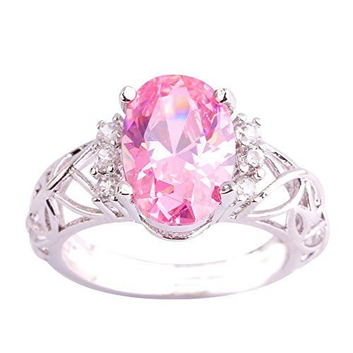 empsoul 925 sterling silver natural gorgeous created pink httpswww