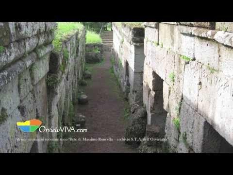 Monumenti Etruschi, Orvieto Umbria ITA - Orvietoviva.com