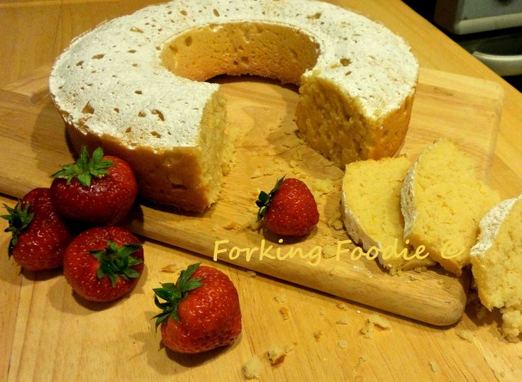 Coconut and Lemon Magic Bean Cake (includes Thermomix method)  Recipe at http://forkingfoodie.blogspot.co.uk/2014/07/coconut-and-lemon-magic-bean-cake.html