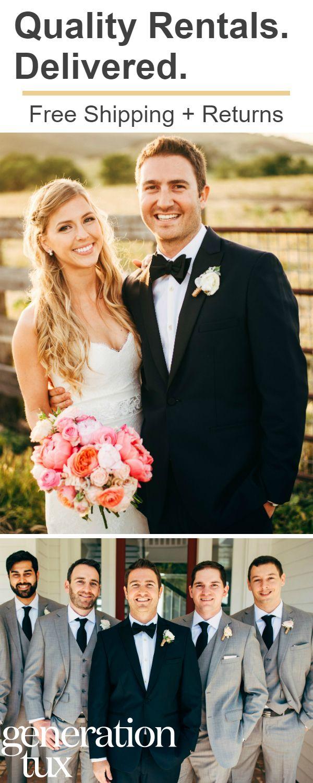 Best 25 wedding suit rental ideas on pinterest grooms for Tux builder