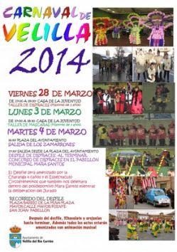 Carnaval de Velilla  Palencia