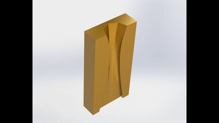 Как вырезать по сечениям в solidworks