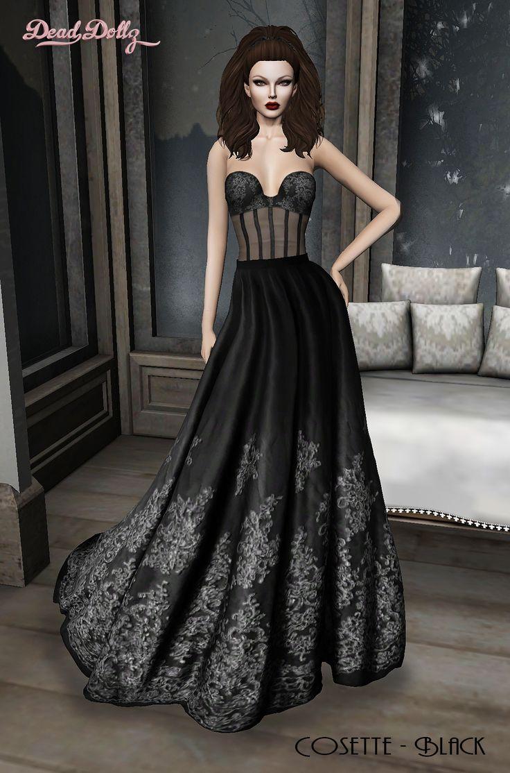 Black _Cosette