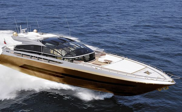 """World's most luxurious yacht - """"History Supreme"""" which come with a $4.5 billion price tag. WOW! Now that is a joyous ride!"""
