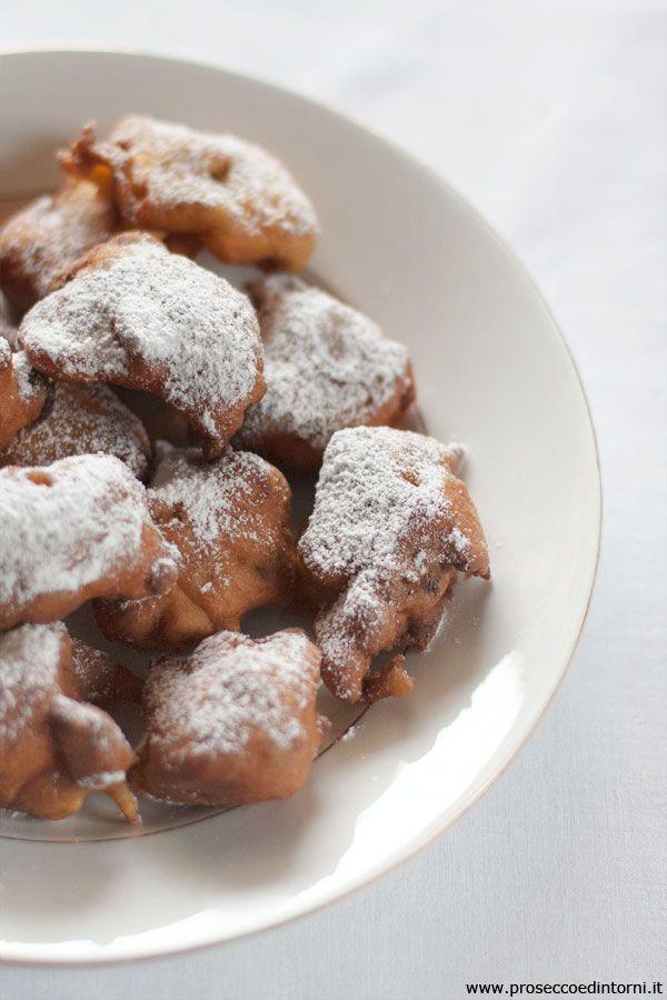 #Frittelle carnevale venete #ricetta