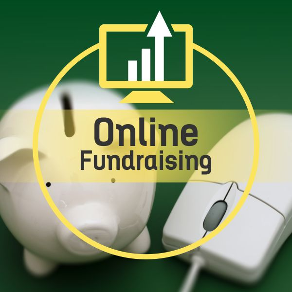 online fundraising training