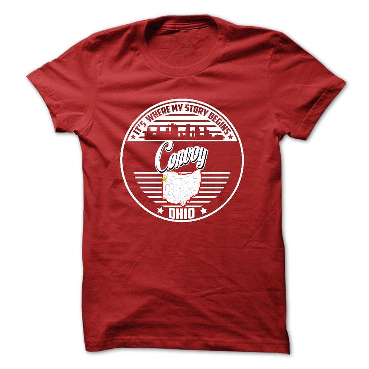 Convoy, Ohio - Its Where My Story Begins - Special Tees 2015