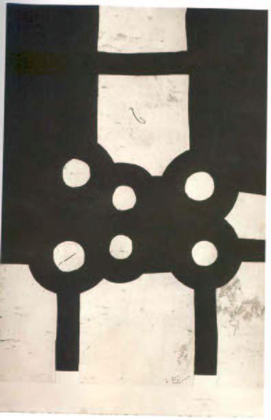 """Leitzaran"", de Eduardo Chillida"