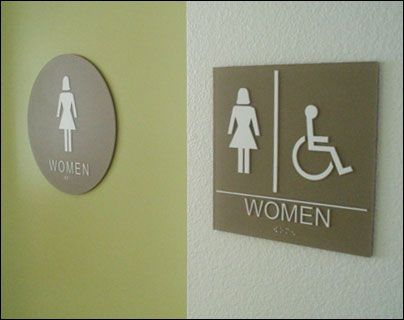 Bathroom Signs Commercial the 23 best images about washroom sign on pinterest | bathroom