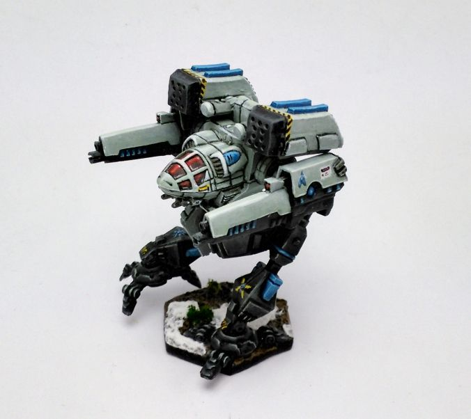 Old Mad Cat Mech Toy