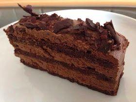 Alacsony szénhidráttartalmú diétás csokitorta (lisztmentes és cukormentes, paleo változatban is!) ~ Éhezésmentes Karcsúság Szafival