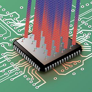 Cooling microprocessor chips through the combination of carbon nanotubes and organic molecules as bonding agents is a promising technique fo...