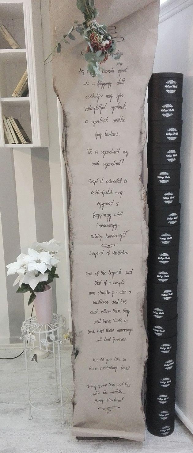 A fagyöngy legendája - Legend of Mistletoe