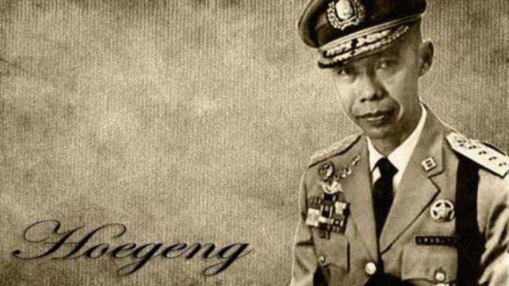 Jenderal Polisi Hoegeng Iman Santoso