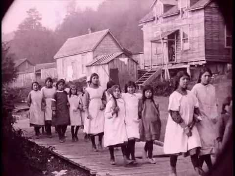 Romance of the Far Fur Country / Alert Bay, BC footage. Hudson Bay Company Archives