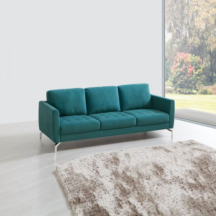 2 or 3 seater sofa available in different fabrics.