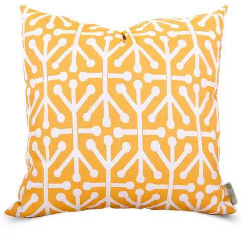 Big Yellow Throw Pillows : 26 best Mustard Yellow Throw Pillows images on Pinterest Yellow pillows, Yellow throw pillows ...