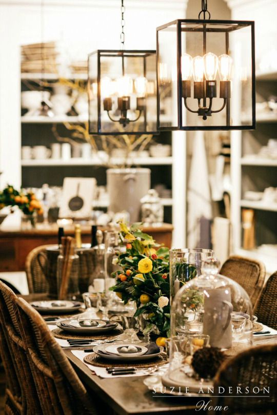 Table Settings, Well Stocked Cabinets, Lighting And More At Suzie Anderson  Home Moss Vale Store, Australia