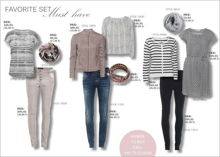 soyaconcept - top - blouse scarf - pants - jeans - denim - jacket - leather jacket - belt cardigan - dress - stripes