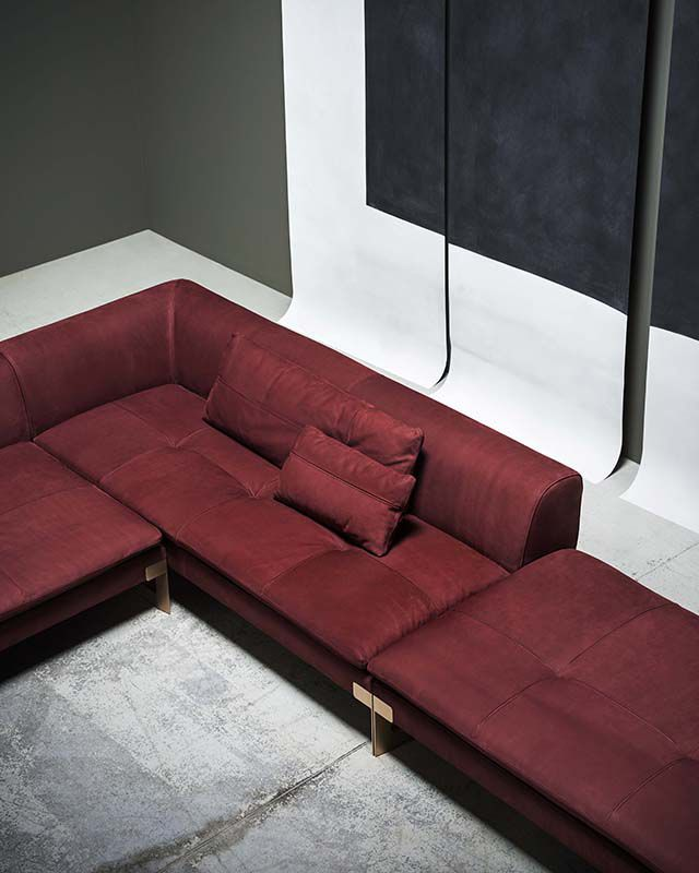 Baxter Viktor Sofa Sofa Design Furniture Interior