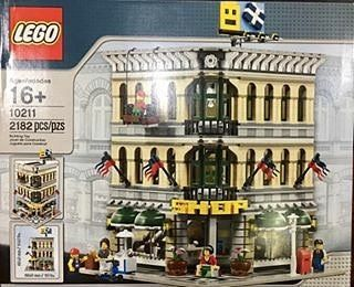For Sale:10211 Grand Emporium Price:$260 Condition:Brand new/Sealed ego #legomodulars #legoforsale #legosale #lego4sale #legohaul #legomodular #legosale #modulars #legoinsta #legomania #legominifigure #legocms #legomarvel #marvel #legotechnic #l4l #f4f #legosingapore #legomalaysia #legodubai #legotaiwan #legocalifonia #legoitaly #legonorway #legosg #legotaipei #legoaustralia #legocanada #legostarwars #starwars #lego