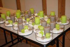 Modèle vasque centre de table mariage pas cher