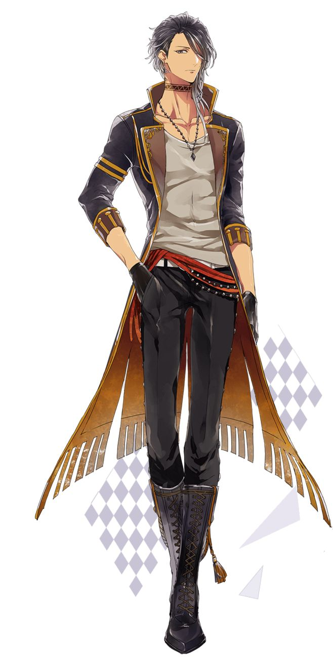 1000 Ideas About Anime Male On Pinterest Anime Pirate