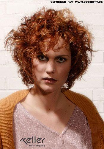 Diese atemberaubende Haarfarbe ist irgendwo zwischen blond und rot wird aufgepeppt durch subtile Akzente in eine schöne Beere Farbe. Die kühle und d... #Kupfer #locken #Haare #bangs