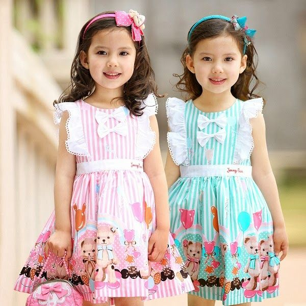 trend busana wanita Tips Memilih Model Baju Anak