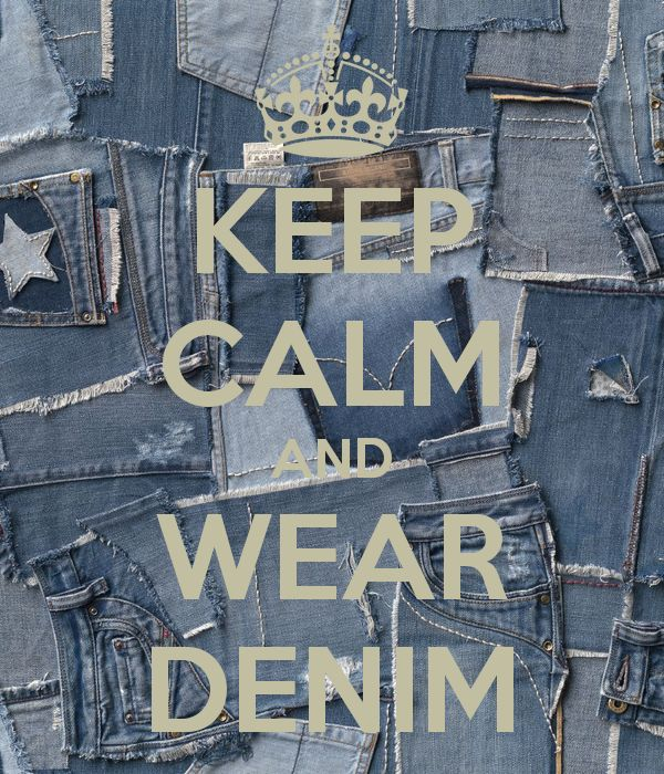 Denim Poster Image