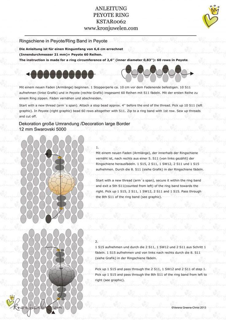 die besten 17 ideen zu ringe selbst machen auf pinterest drahtringe ringherstellung und. Black Bedroom Furniture Sets. Home Design Ideas
