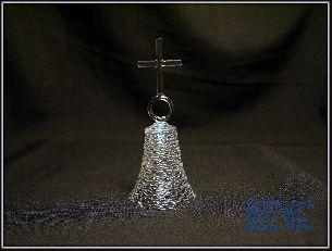 Хрустальный колокольчик Крест - Хрустальные колокольчики <- Горный хрусталь <- Посуда <- VIP - Каталог | Универсальный интернет-магазин подарков и сувениров