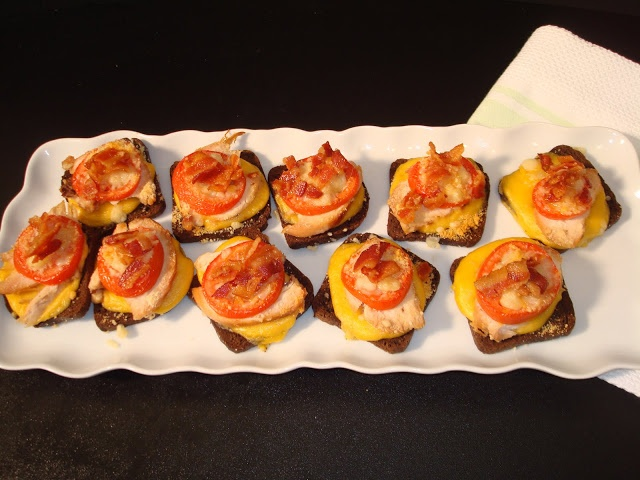 derby day hot brown appetizers kentucky derby party