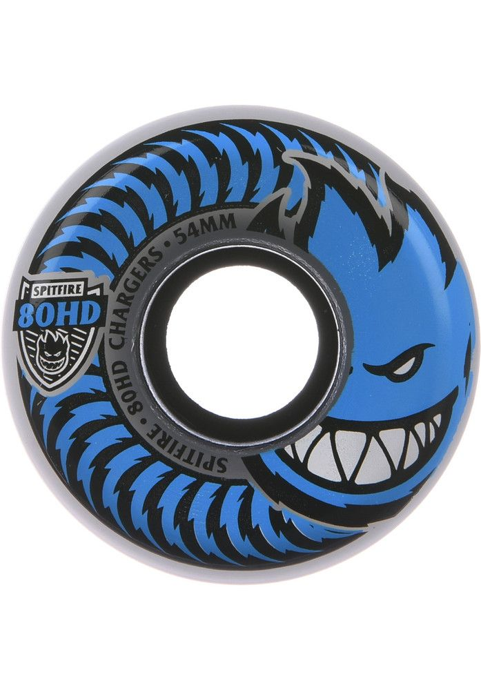 Spitfire Charger Conical Clear 80A   Titus Shop.com #Wheel
