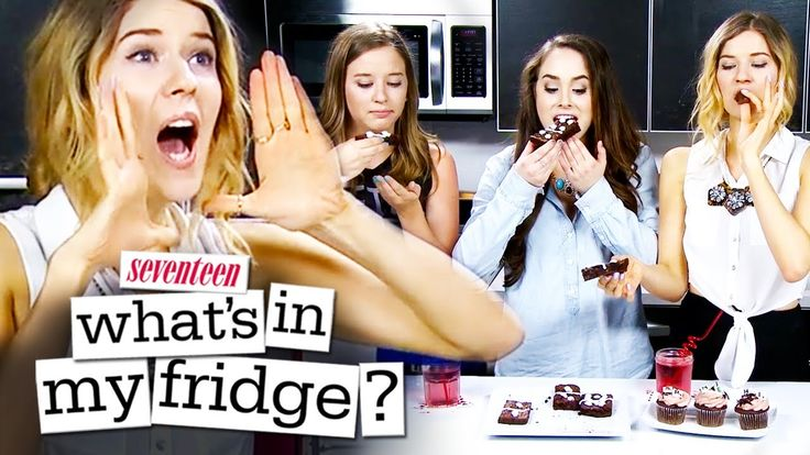 Game Night with Meghan Rosette! What's In My Fridge