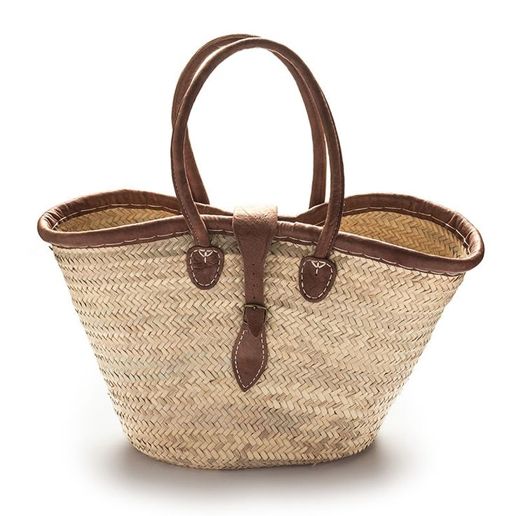 A French Market #Basket is the perfect solution for all your shopping needs, picnics, trips to the beach, storage and even for carrying your little dogs!